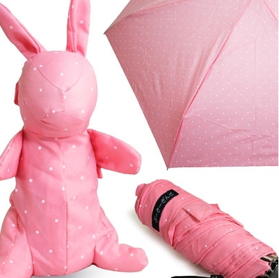 Rabbit unbrella